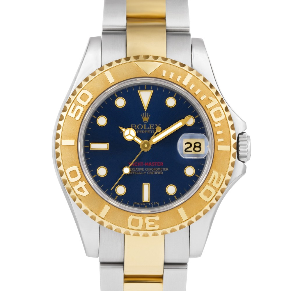 Best Two Tone Rolex Watches: Yacht-Master 68623