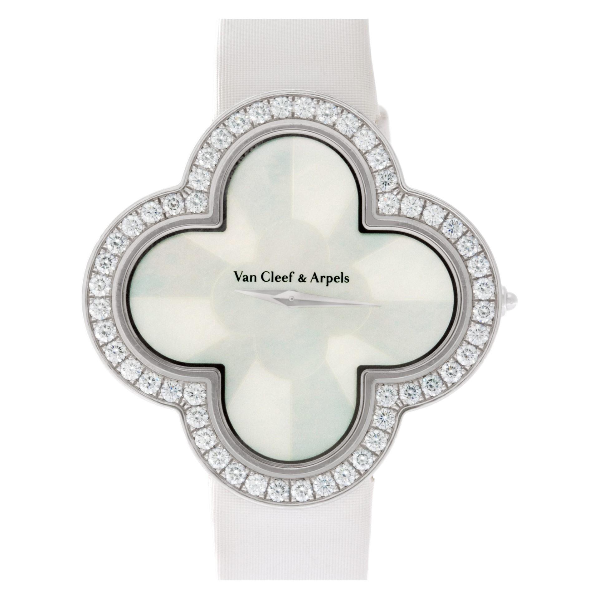 Van Cleef & Arpels Alhambra Talisman Ladies' Watch
