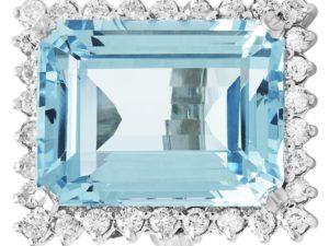 March Birthstone Aquamarine jewelry