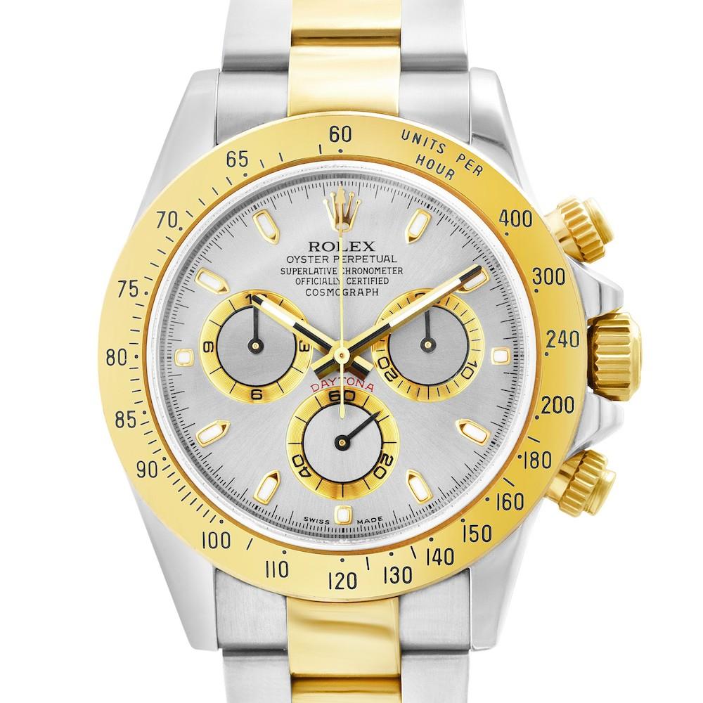 Best Two Tone Rolex Watches: Daytona 116523