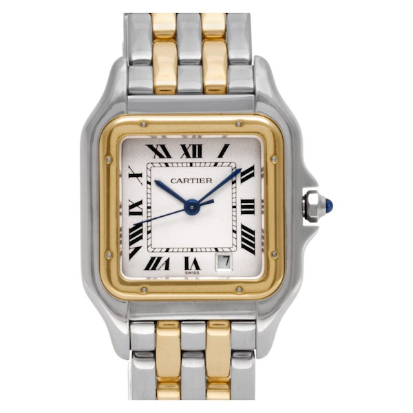Women's Luxury Watches to Give this Mother's Day: Cartier Panthère