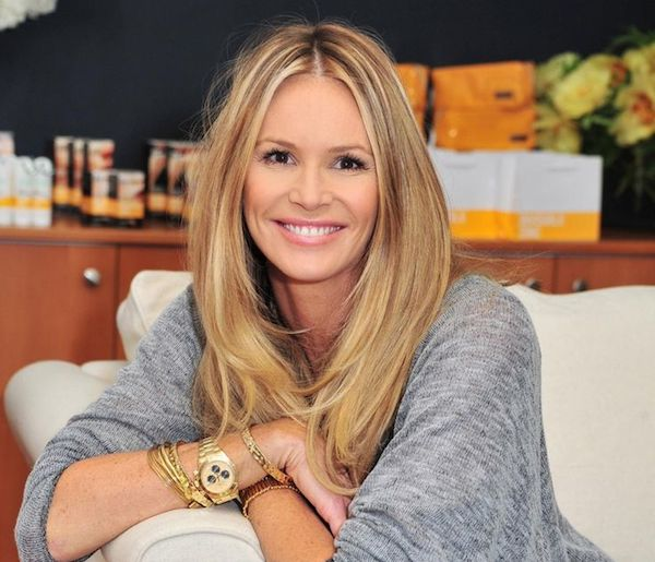 Elle MacPherson has been wearing Rolex Daytona watches for decades