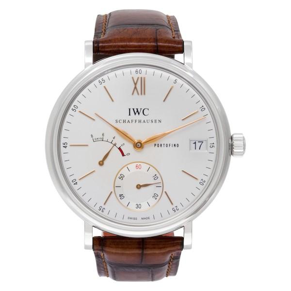 Large Luxury Watches for Men: IWC Portofino 5101-03