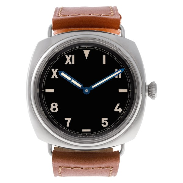 Large Luxury Watches for Men: Panerai Radiomir PAM00249