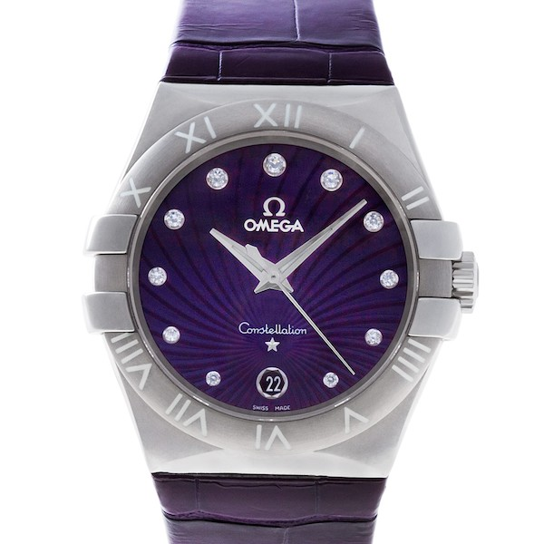 Women's Luxury Watches to Give this Mother's Day: Omega Constellation
