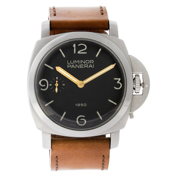 Nautical Watches for Men: Panerai Luminor 1950