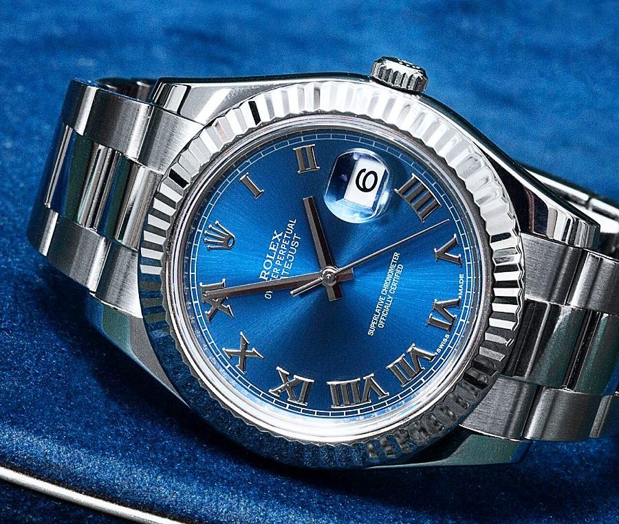 What's the Best Rolex Datejust Size?