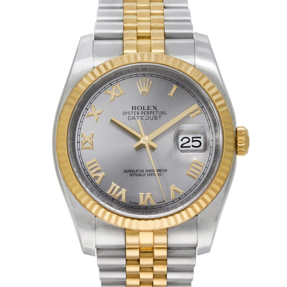 Two Tone Rolex Datejust 36 116233