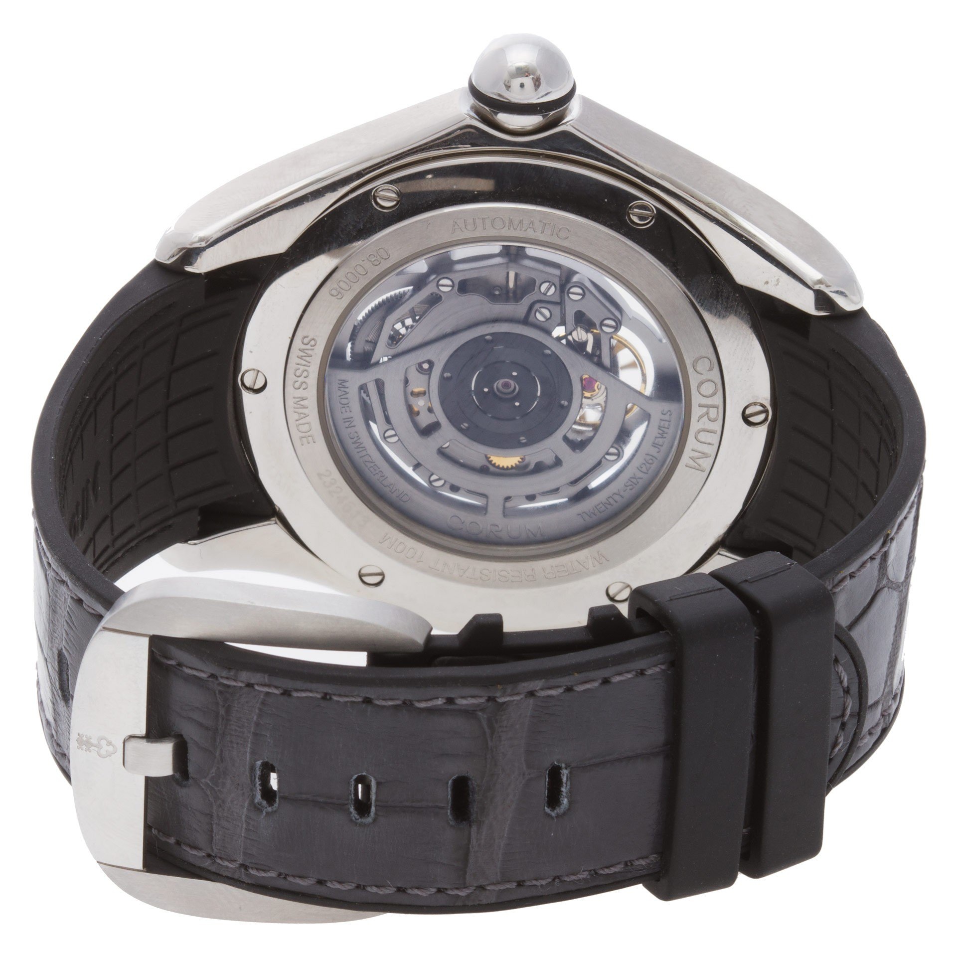 Corum Bubble 47 Squelette