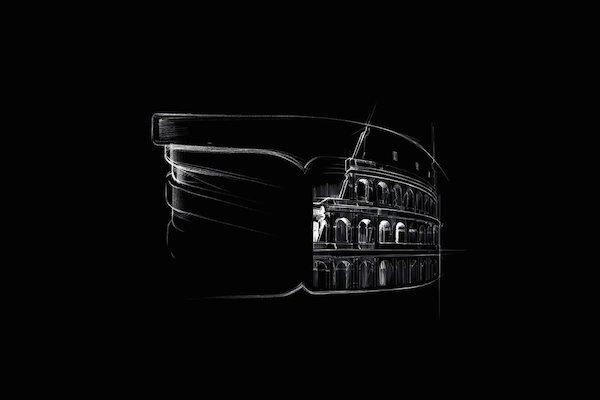 The Bulgari B.zero1 ring is inspired by Rome's Colosseum (Image: Bulgari)