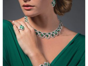 May Birthstone Emerald Jewelry