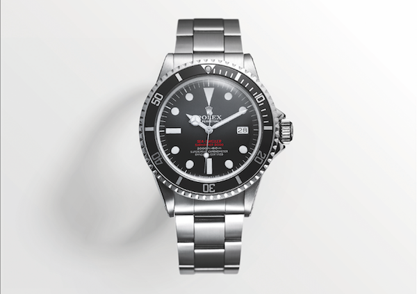 The Rolex Sea-Dweller from 1967 (Image: Rolex)