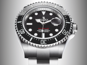 The 50th Anniversary Rolex Sea-Dweller 126600