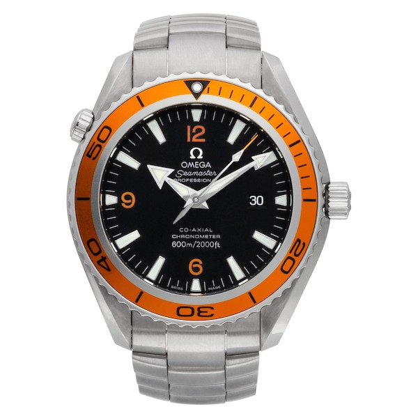Graduation Gift for your Son: Omega Planet Ocean 600M
