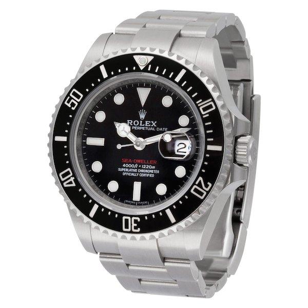 Rolex Anniversary Sea-Dweller 126600