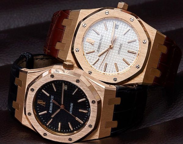 Discovering different versions of the Audemars Piguet Royal Oak