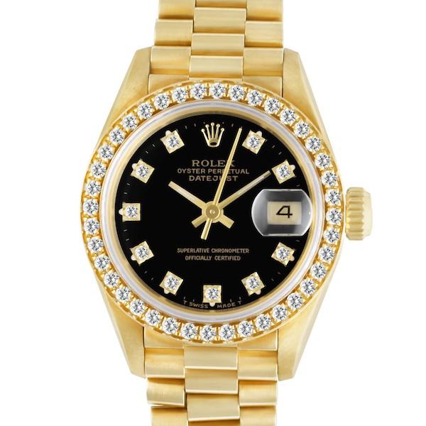 Ladies Rolex Watch: Datejust 69138