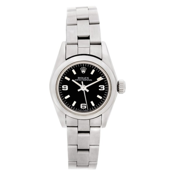Ladies Rolex Watch: Oyster Perpetual 67180