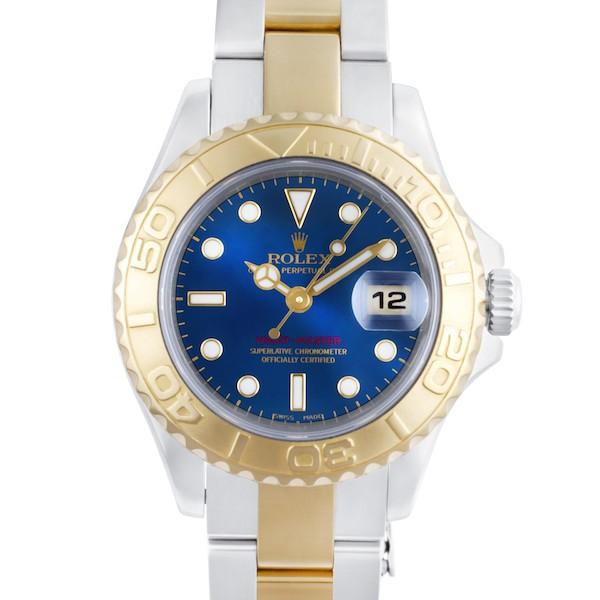 Ladies Rolex Watch: Yacht-Master 169623