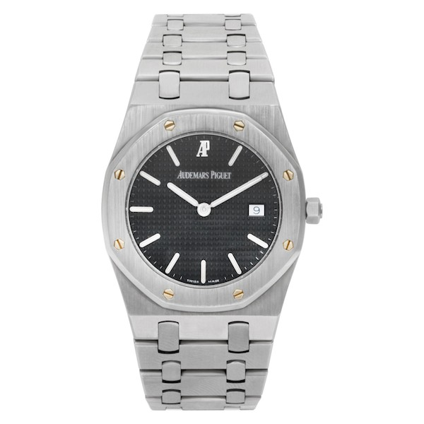 Ladies' Stainless Steel Audemars Piguet Royal Oak Quartz 33