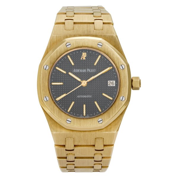 Men's Yellow Gold Audemars Piguet Royal Oak 36 Automatic