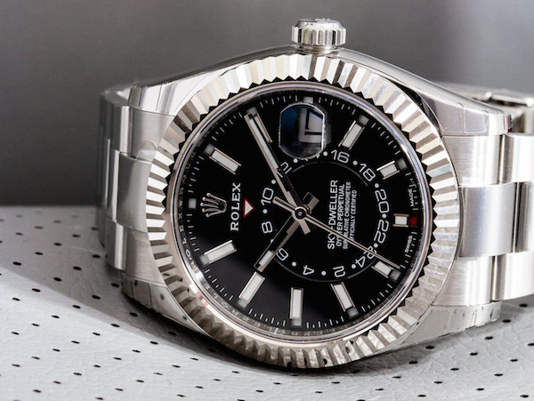 The More Affordable Rolex Sky-Dweller in Steel