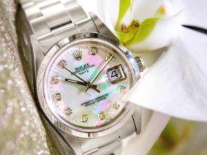 Ladies Rolex Watch