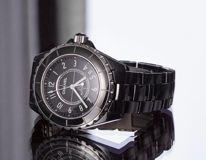 Ceramic Watches: Chanel J12