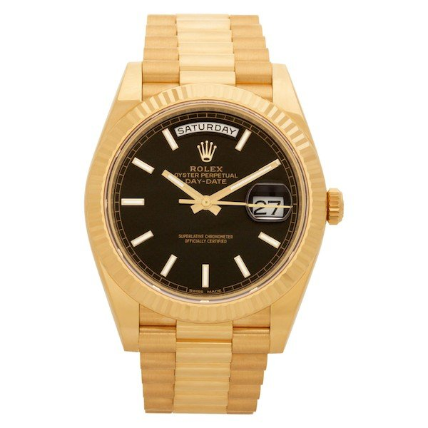 Yellow Gold Day-Date 40 228238