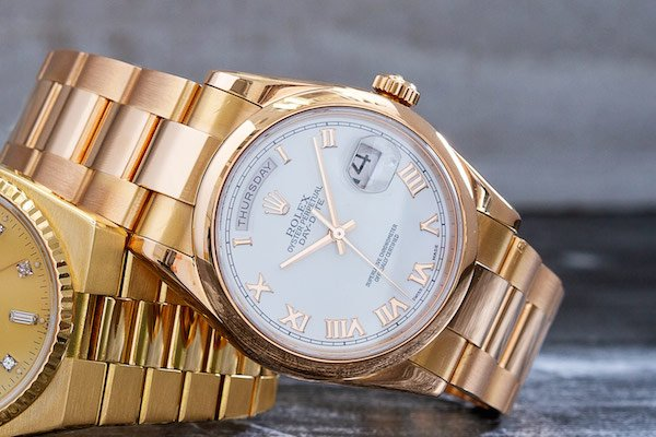 The History and Evolution of the Rolex Day-Date President: Day-Date 36 ref. 118205