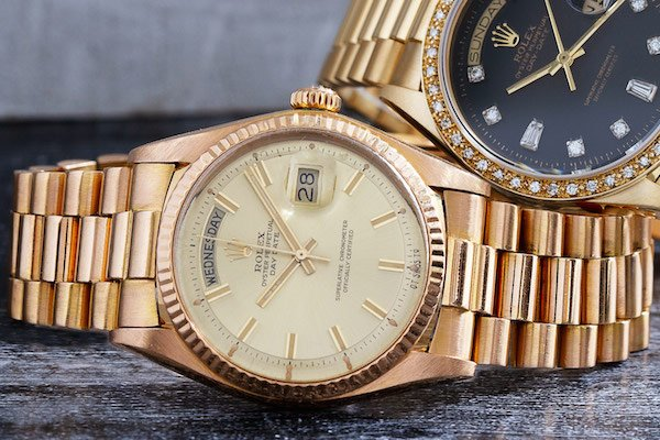 The History and Evolution of the Rolex Day-Date President: Day-Date ref. 1803