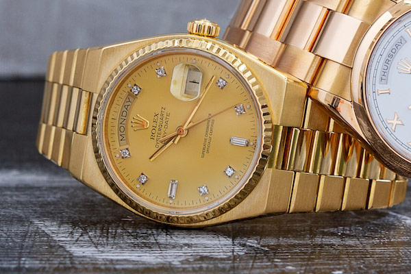 The History and Evolution of the Rolex Day-Date President: Day-Date Oysterquartz