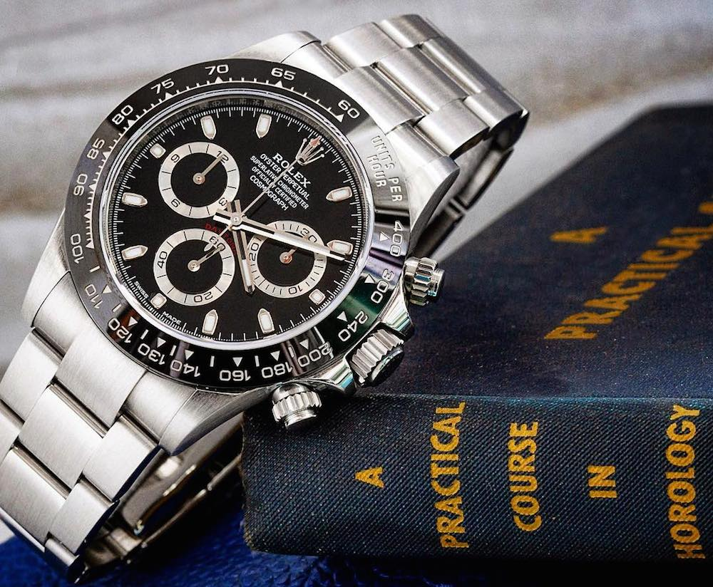 Iconic Chronographs: Rolex Daytona