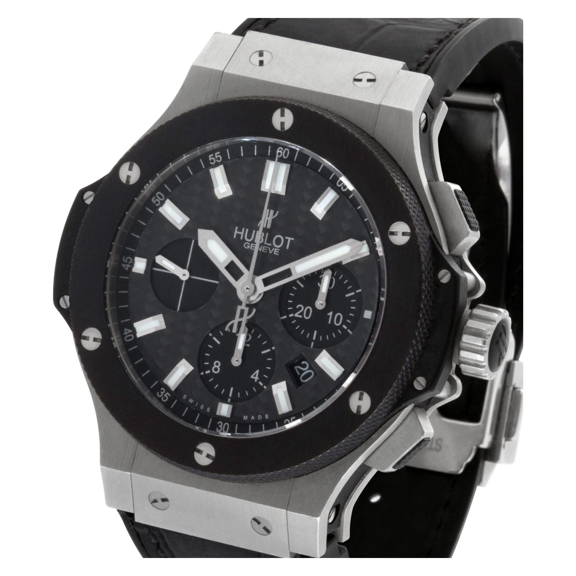 Modern Icon: Hublot Big Bang Chronograph