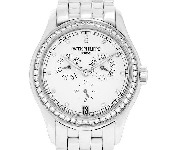 Women's Mechanical Watches: Patek Philippe Annual Calendar 5037/1G