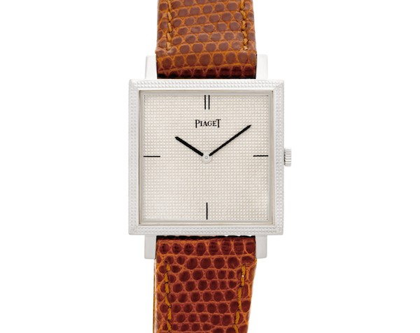 Women's Mechanical Watches: Piaget Square 934
