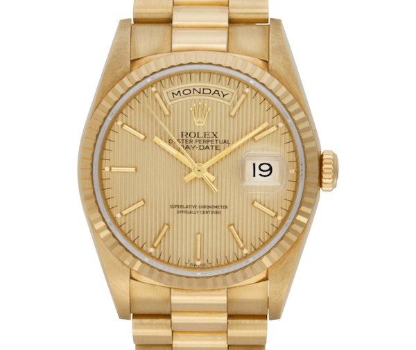 Women's Mechanical Watches: Rolex Day-Date 36