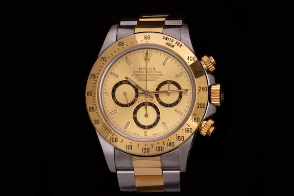 Two-Tone Rolex Daytona ref. 16523