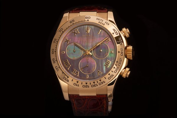 Yellow Gold Daytona ref. 116518