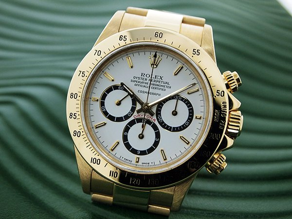 Yellow Gold Daytona ref. 16528