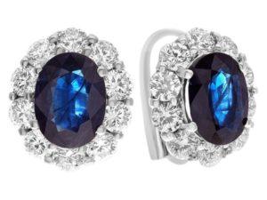 September Birthstone Sapphire Jewelry
