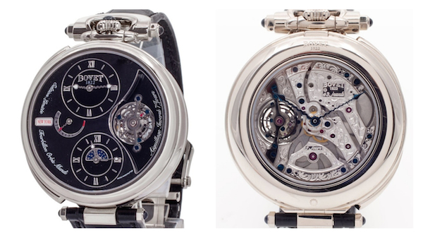 The Reversible Bovet Fleurier 46 Tourbillon Orbis Mundi Amadeo