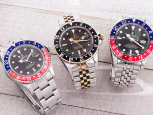 The History and Evolution of the Rolex GMT-Master