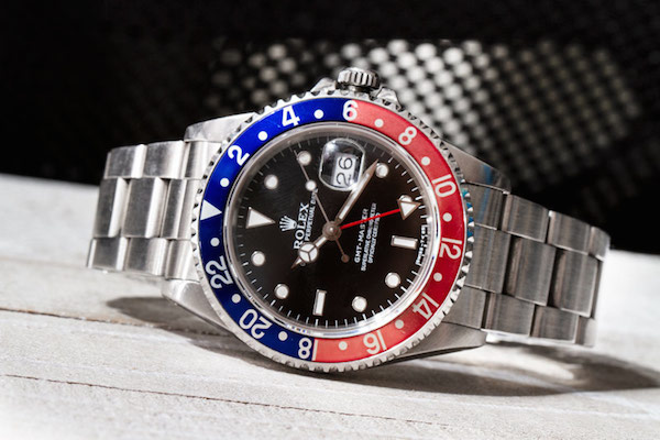 The GMT-Master ref. 16700 is only available in steel