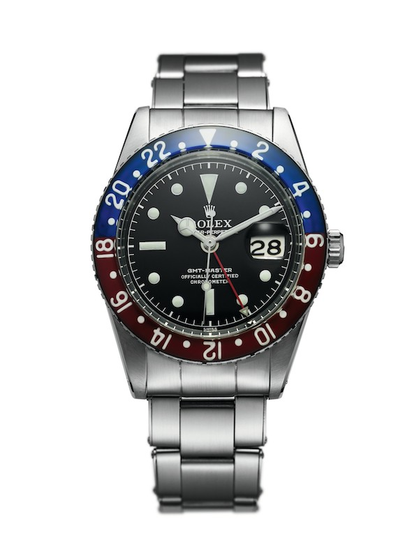 The GMT-Master made its debut in 1955