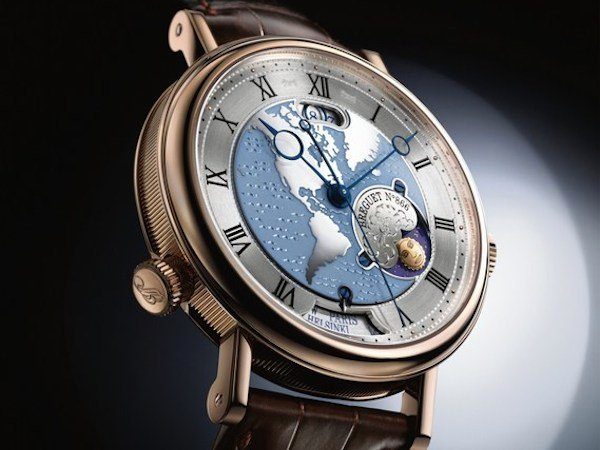 What is the Breguet Classique Hora Mundi Watch?