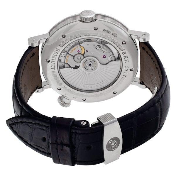 Platinum Breguet Classique Hora Mundi 5717
