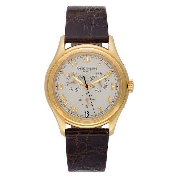 The Patek Philippe ref. 5035 paved the way for the popularity of the Annual Calendar collection