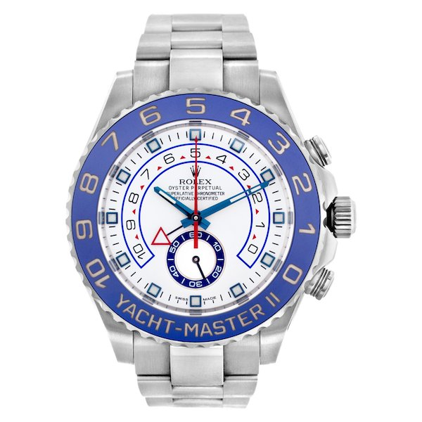 Stainless Steel Yacht-Master II 116680