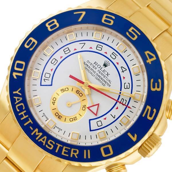 Yellow Gold Yacht-Master II 116688
